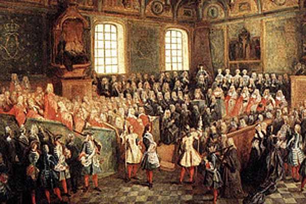 Франция во второй половине XVIII века