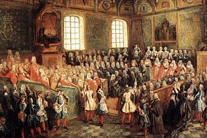 Королевское заседание Парламента Франции (1788 г.)
