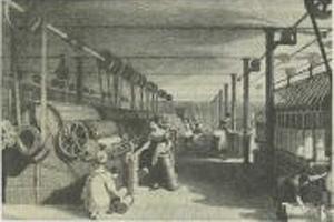 Мануфактура Франции в XVIII веке