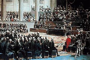 Генеральные штаты Франции во второй половине XVIII века