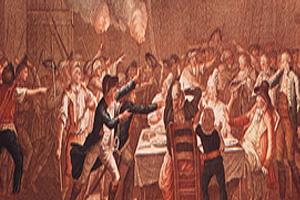 Патриотическая партия Франции во второй половине XVIII века