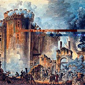 Великая Французская революция (1789- 1799 г.г.). Взятие Бастилии