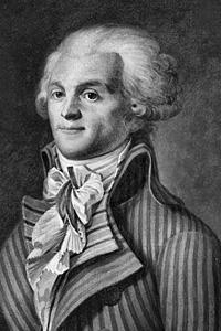 Великая Французская революция (1789- 1799 г.г.). М. Робеспьер