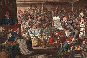 Великая Французская революция (1789- 1799 г.г.). Конституция 1795 г.