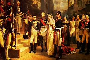 Реформирование государственного строя Франции в начале XIX века