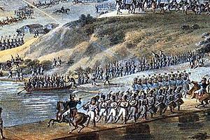 Поход Наполеона в Россию 1812 г.