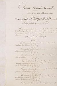 Конституционная Хартия 1814 г.