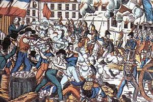 Восстание лионских ткачей 1831 г.