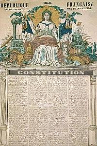Конституция Франции 1848 г.