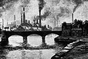 Социально-экономическое развитие Франции в середине XIX века