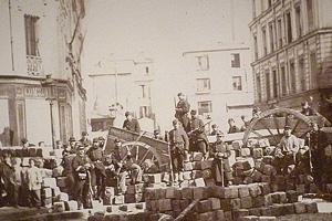 Формирование Третьей республики (1871–1872). Парижская коммуна