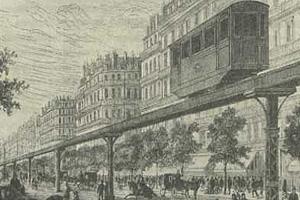 �ндустриальное развитие Франции в конце XIX века