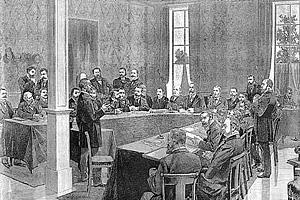 Франция в конце XIX века. Панамский скандал