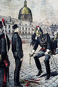 Политический раскол французского общества в конце XIX века. Дело Дрейфуса