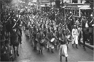 Африканские колонии Франции в начале ХХ века