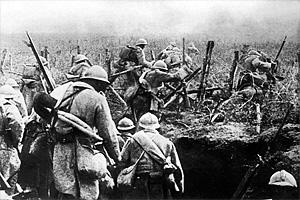 Первая мировая война. Кампания 1914 года