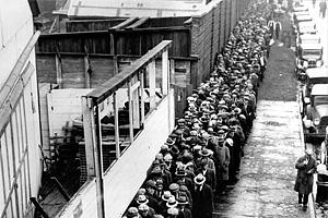 Экономический кризис во Франции в 1930-х г.г.