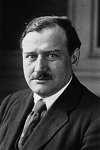 Эдуард Даладье (1884 - 1970) - французский политик времен Второй мировой войны
