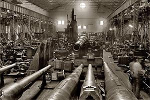 Милитаризация французской экономики накануне Второй мировой войны