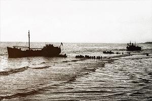 Эвакуация британских войск в районе Дюнкерка (1940 г.)