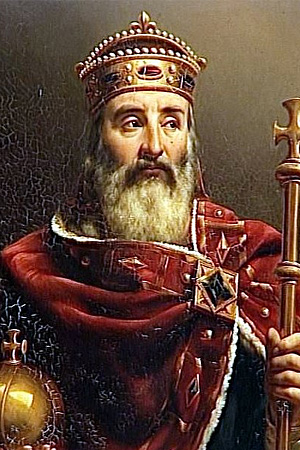 Карл Великий (768-814 г.г.)