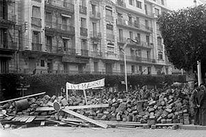 Национально-освободительная борьба в Алжире в 1950-х годах