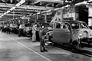 Восстановление экономики Франции в 1950-х годах