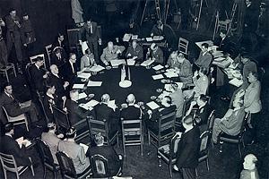 Постдамская конференция 1945 г.