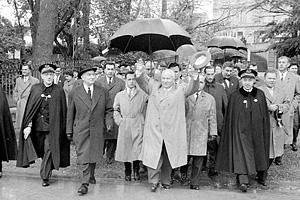 Визит Н.Хрущева во Францию в 1960 году