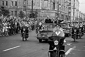 Визит Ш. де Голля в СССР в 1966 году