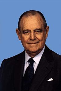 Раймон Барр (1924 - 2007) - лидер партии СФД в 1980-е годы