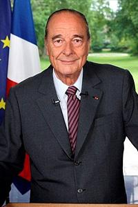 Жак Ширак (1924 - 2007) - кандидат в президенты Франции на выборах 1988 года