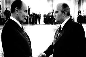 Внешняя политика Франции в 1980-е годы