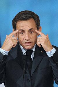 Николя Саркози  - президент Франции в 2007 - 2012 г.г.