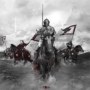 Рыцари - основа армии Карла Великого