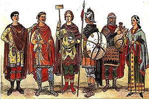 Феодалы Франкской империи