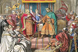 Верденский договор (843г.)