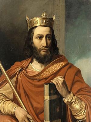 Гуго Капет - первый король Франции династии Капетингов