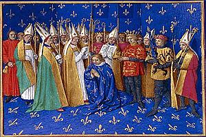 Королевский Совет во Франции в XII веке