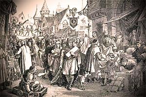 Развитие городов Франции в XI—XIII вв.