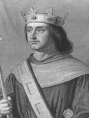 Филипп VI Французский - король Франции