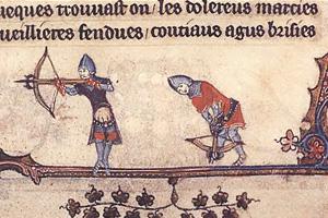 Битва при Креси (1346г.)