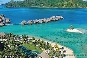 Остров Бора-Бора (Острова Общества, Французская Полинезия)