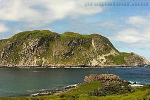 Остров Гран-Коломбье (Сен-Пьер и Микелон, Франция)