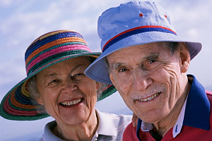 Возрастной состав населения Франции
