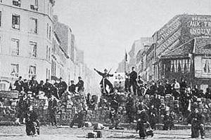 Парижская коммуна в XIX веке