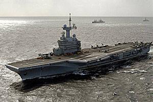 Вооруженные силы Франции. Авианосец Шарль-де-Голль