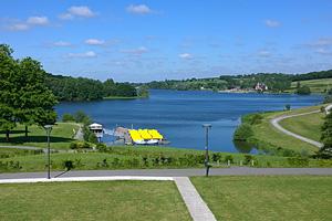 Озеро Вал-Жоли  (Норд-па-де-Кале)