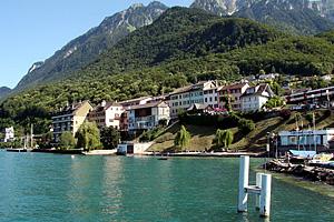 Женевское озеро - жемчужина восточной Франции