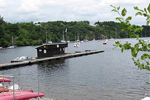 Озеро Эгюзон